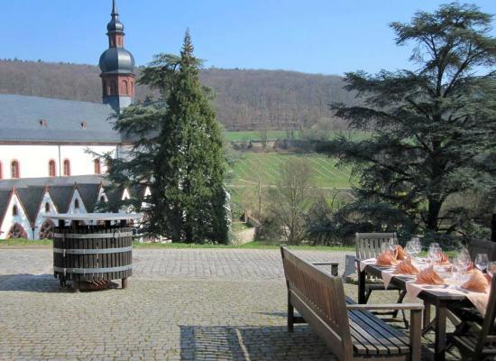 Kloster Eberbach: ...
