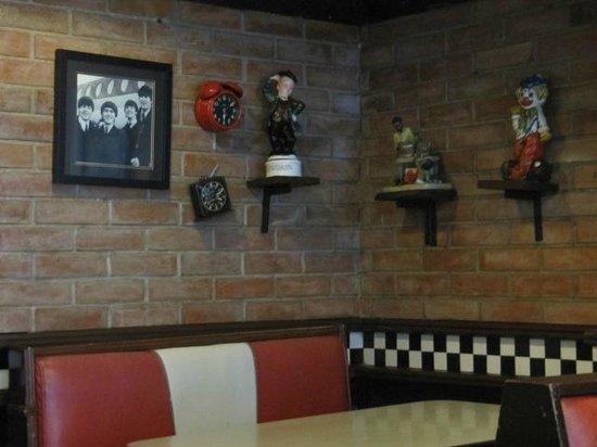 Biggs Diner Interior