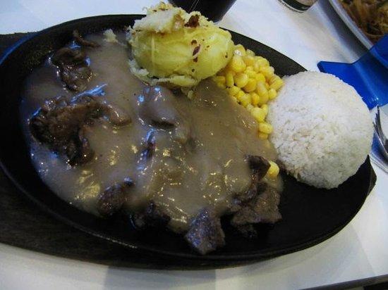 Biggs Diner: Tenderloin Tips