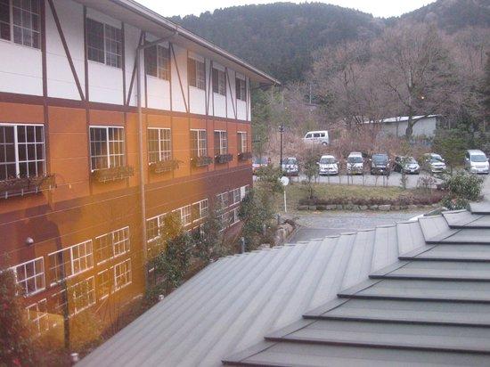 Utayu no Yado Hakone : Hotel outside