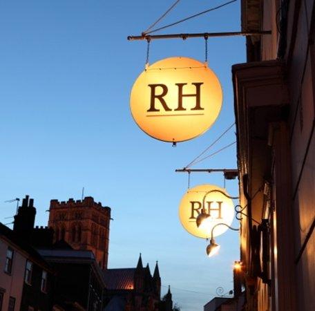 Roger Hickman's restaurant : Roger Hickman's