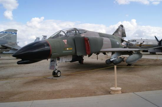 March Field Air Museum: F-4