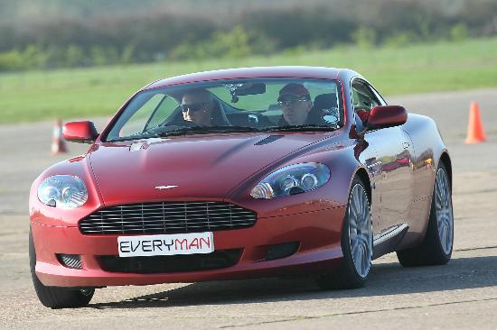 Everyman Racing: Aston Martin DB9   Best Car Ever!