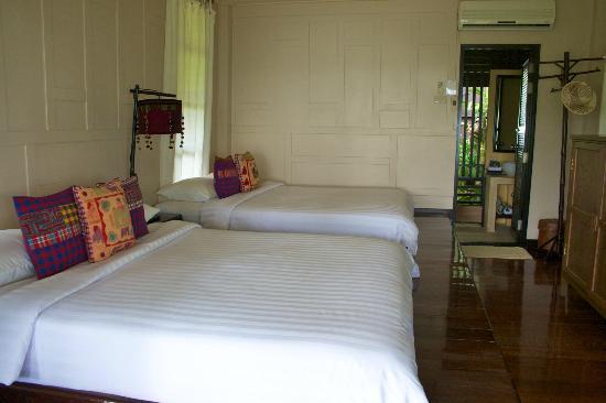 Shantaa Koh Kood: Chambre (villa)