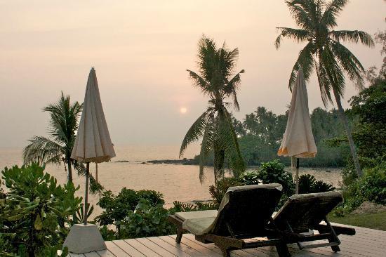 Shantaa Koh Kood: Paysage au couchant