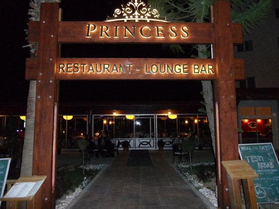 Hotel Side Prenses Restaurant: entree restaurant