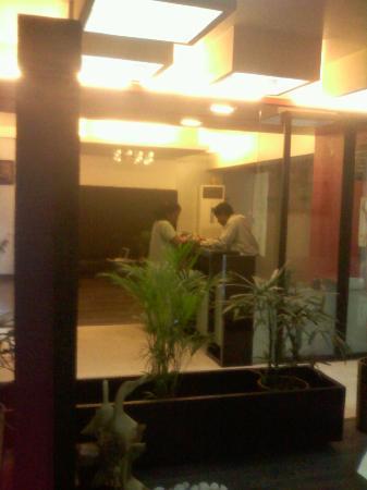 T.A.P. Silver Square: hotel