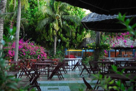 Palmira Beach Resort & Spa: Столовка