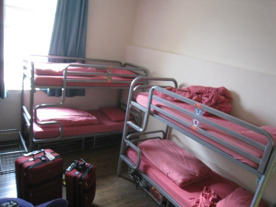 St Christopher's Inn Hammersmith: Room with 8 beds