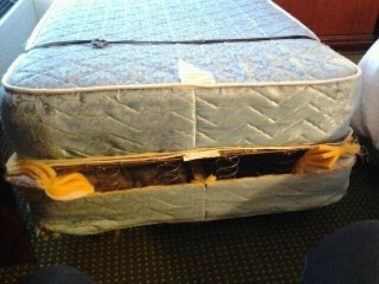 Hampton Inn Bowie: Rollaway bed