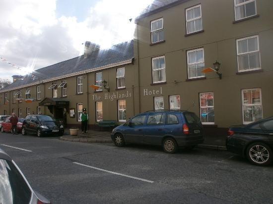 Глентис, Ирландия: Highlands Hotel, Glenties