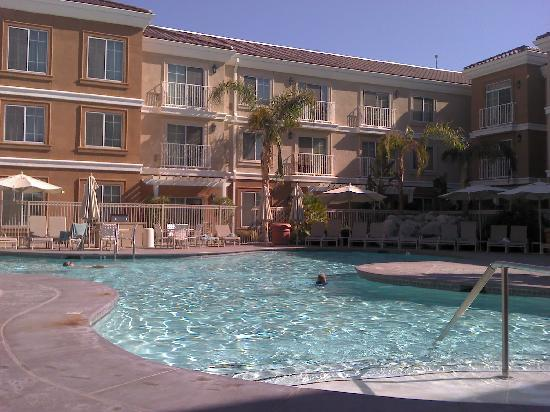Homewood Suites by Hilton La Quinta: La piscine