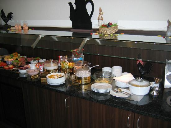 Heikotel - Hotel Wiki: Frühstücksbuffet