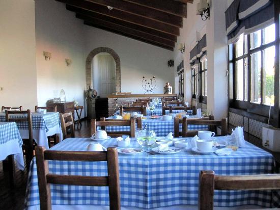 Posada Plaza Mayor: Frühstücksraum