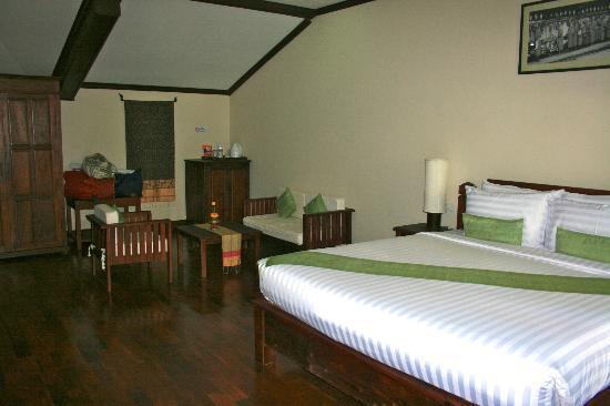 Luang Prabang Residence : Suite