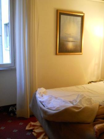 Hotel San Giusto : stanza da letto