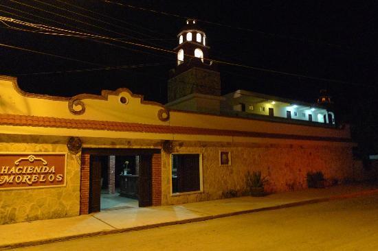 Hotel Hacienda Morelos: The Hacienda Morelos