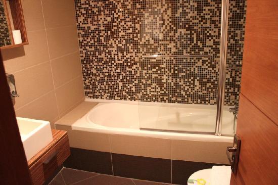 Kucukkuyu, Turchia: bathroom