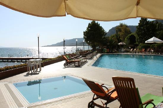 Kucukkuyu, Türkei: pool-children swimming pool