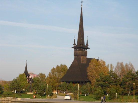 St. Mina Orthodox Church: St. Mina Church Constanta