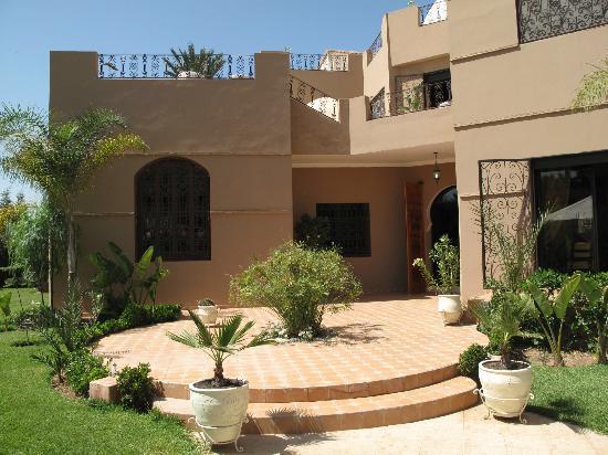 Dar Selwan Wellness & Spa : Vue extérieure du Riad