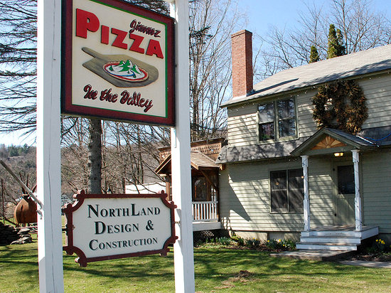 Pizza in the Valley, in historic Waitsfield Village