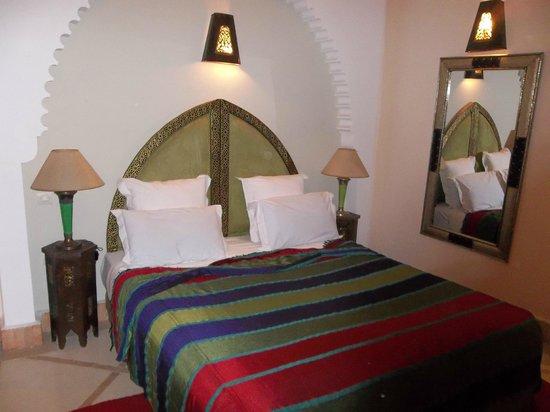 Riad RabahSadia: chambre