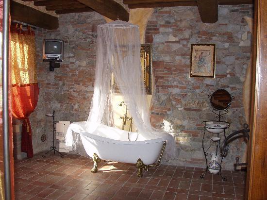 Villa Corte Degli Dei: VASCA