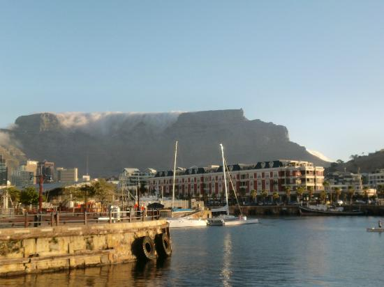 Atforest Guest House: view from V&A Waterfront
