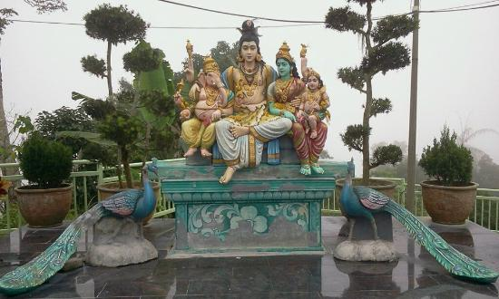 Penang Hill: You can see this beside the Hindu Temple