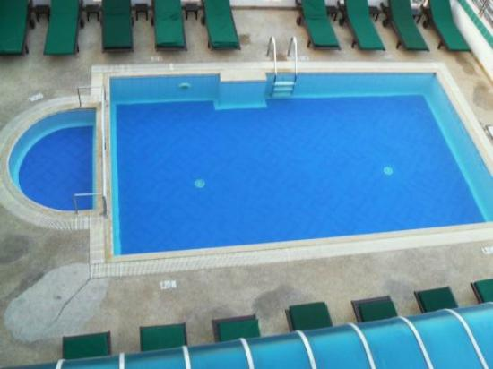 Thipurai City Hotel: Pool