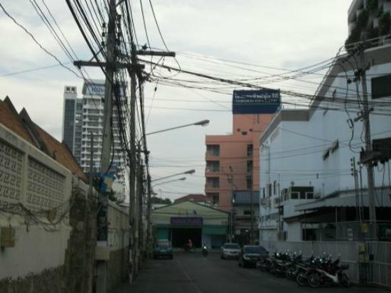 Thipurai City Hotel: Aussenansicht