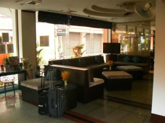 Thipurai City Hotel: Lobby