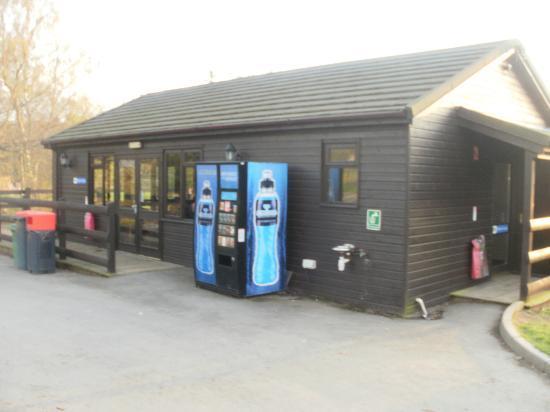 "PGL Boreatton Park: The ""teachers lounge"""