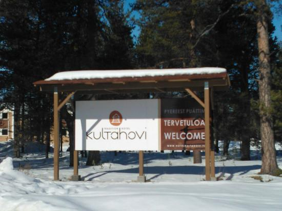 Tradition Hotel Kultahovi Inari: Hotel Kultahovi Inari