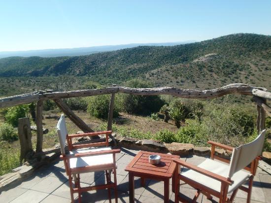كوزوكو لودج: view from porch