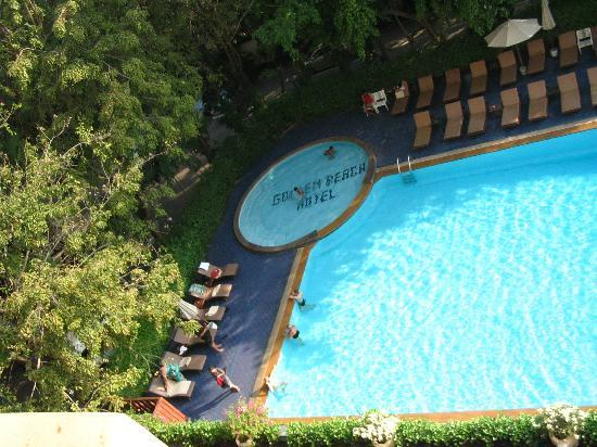 Golden Beach Hotel: pool