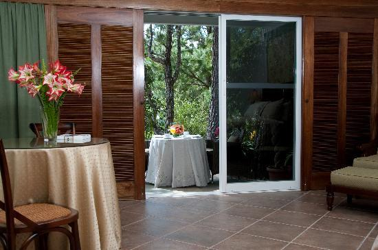 Hotel Panamonte: Garden Terrace