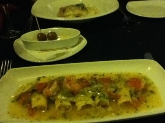 Al Dente Restaurant : delicious main courses!