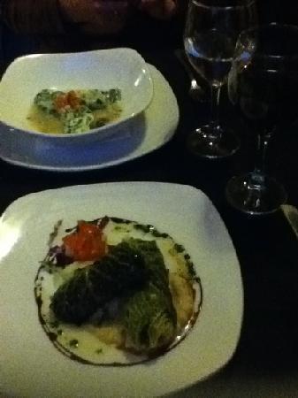 Al Dente Restaurant: delicious starters