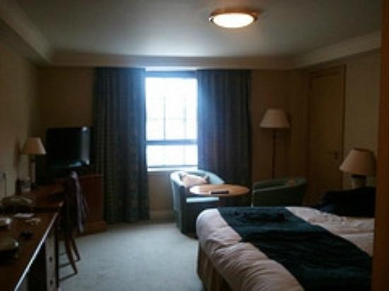 Hallmark Hotel Glasgow: room