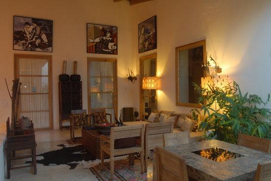 Hotel Casa Lola : Sala de Estar.