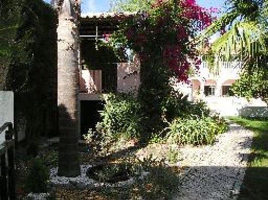 Solar de Mos Hotel: Garden