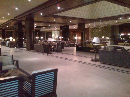 Hotel Riu Palace Tikida Agadir : Reception and meeting area