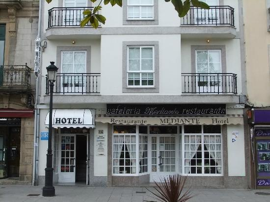 Hotel Restaurante Mediante: Hotel Mediante, Ribadeo