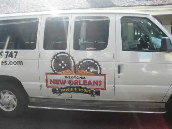 Original New Orleans Movie & TV Tours