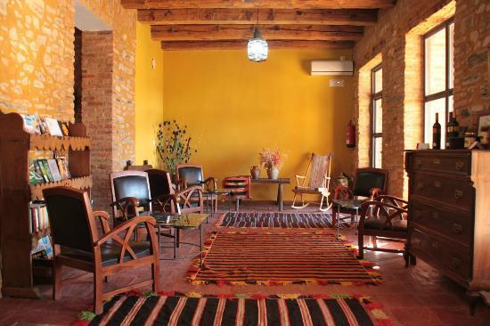 Casa Rural Amanecer: Salón