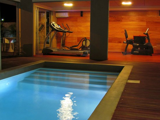 Costa Colonia Riverside Boutique Hotel: Spa