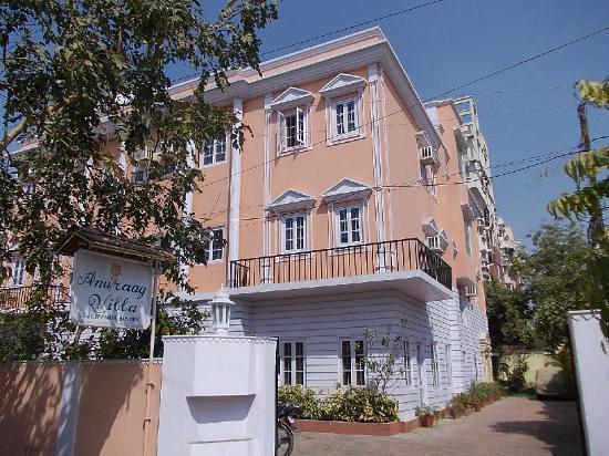 Hotel Anuraag Villa: Ingresso alla Villa