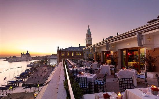 Restaurant terrazza danieli venice castello for Terrazza panoramica venezia